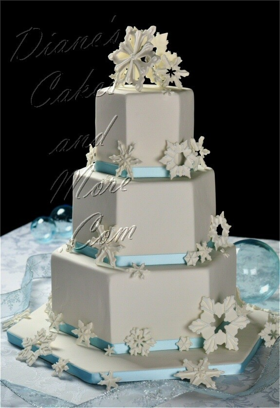 Birthday And Party Cakes Elegant Wedding Cakes 2010